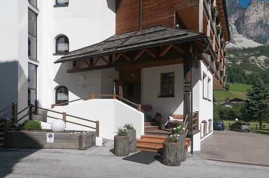 Hotel La Tambra : Eingang