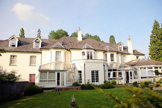 Woodlands Lodge Hotel: Back