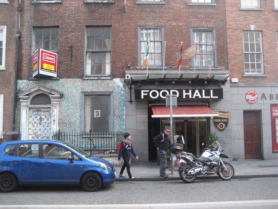 Epicurean Food Hall : On your bike Mr!!