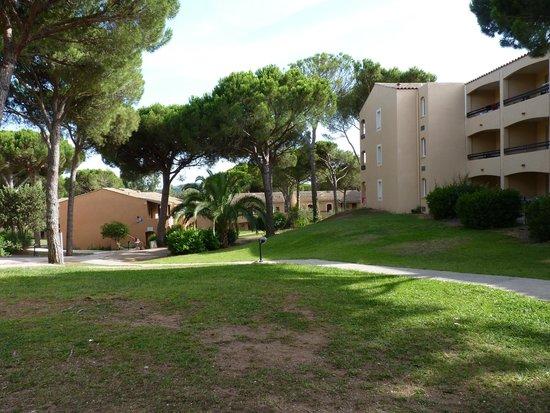 Residenz Club Maeva Saint-Raphael Valescure: Résidence Pierre et Vacances St. Raphaël-Valescure
