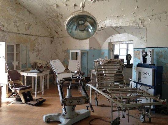 Patarei Sea Fortress Prison: Prison