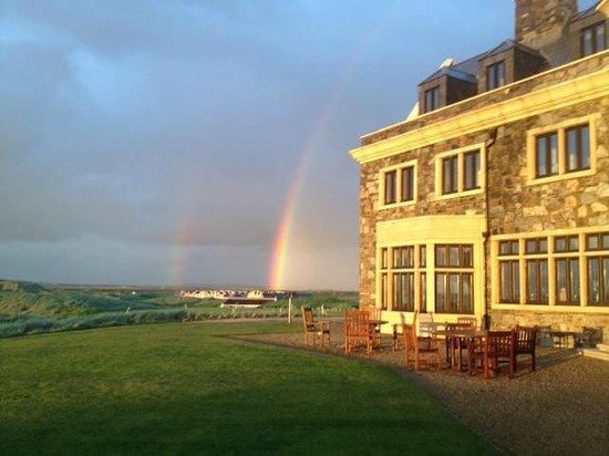 Trump International Golf Links & Hotel: Rainbow