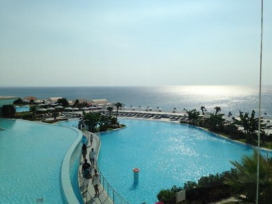 Atrium Prestige Thalasso Spa Resort and Villas: main pool