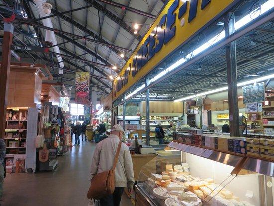 St. Lawrence Market: Puestos
