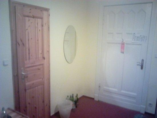 Hotel Pension Senta: room no 12
