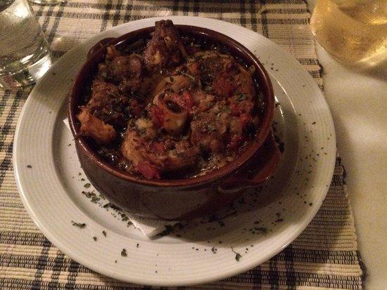Labyrinth Wine Restaurant: Très bon plat !