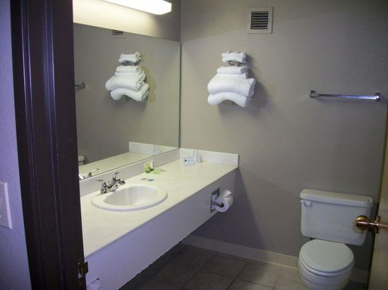 Edgewater Hotel & Casino: Sedona Tower - Bathroom
