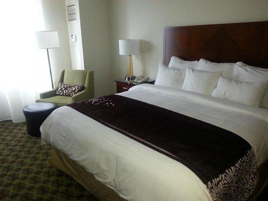 Philadelphia Marriott Downtown: Room Interior