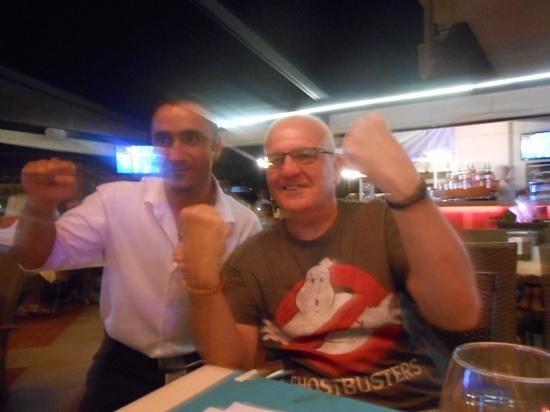 Club Aida: Mehmet