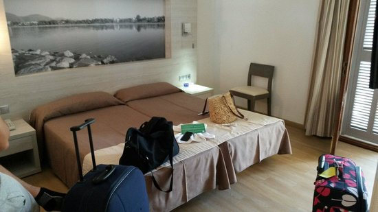 Eix Alcudia Hotel - Adults Only: Stylist bedroom