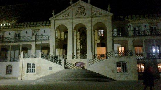 University of Coimbra : Escadaria da faculdade de direito