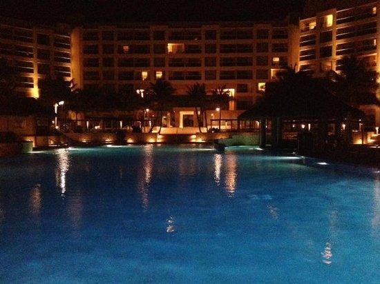 The Westin Lagunamar Ocean Resort: Noche en Westin Lagunamar