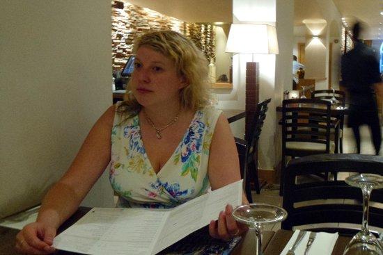 The Langham Hotel: Fliss at Prezzo