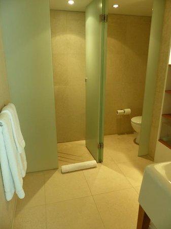 St Martins Lane London Hotel : Zimmer 129 Bad