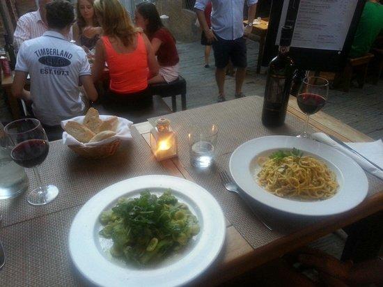 Zest Ristorante & Wine Bar: Pastas