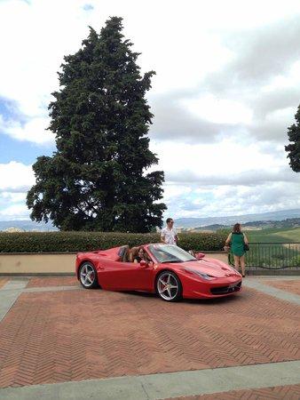 Fonteverde: Test-drive Ferrari
