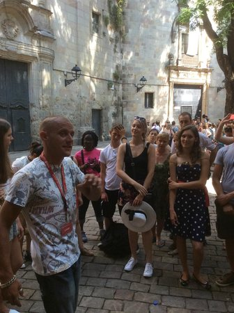 SANDEMANs NEW Europe - Barcelona : Léon – Der Profi