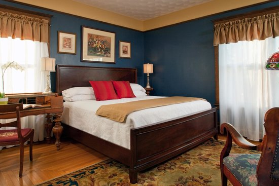 Castle in the Country Bed & Breakfast Inn : Kingdom Suite