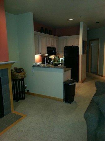Keystone Lodge & Spa: Condo Kitchen
