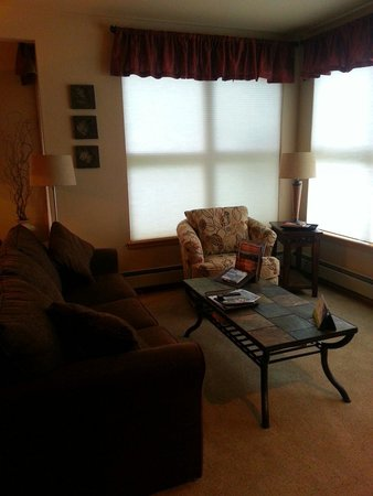 Keystone Lodge & Spa: Condo Living Room