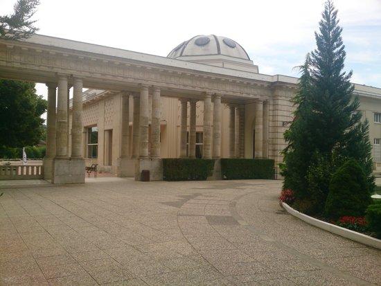 Club Med Vittel le Parc: accès grand hôtel