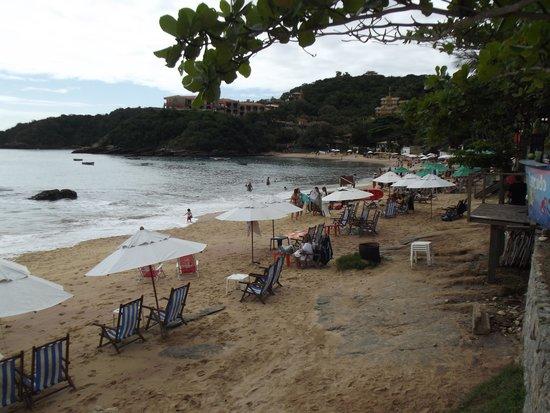 Joao Fernandes Beach: Vista geral da praia
