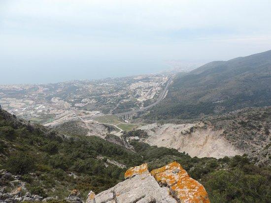 Teleferico Benalmadena : Nice View