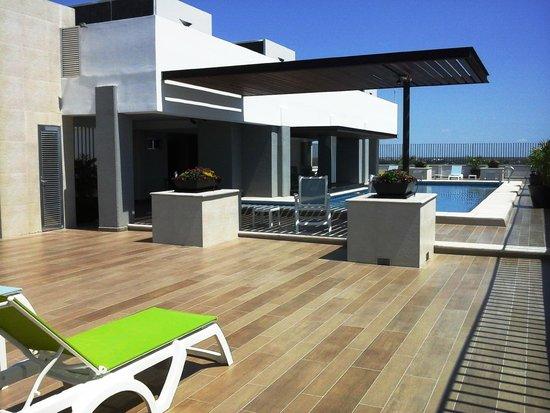 Hotel El Conquistador : piscina