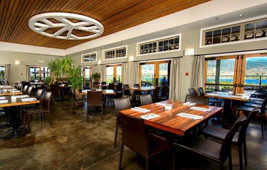 Talon's Restaurant at Spirit Ridge: Talon's Restaurant