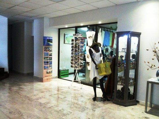 Hotel El Conquistador : boutique