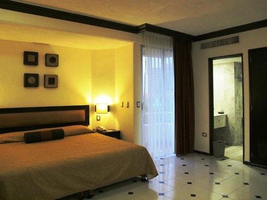 Hotel El Conquistador : hab estandar
