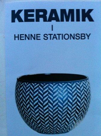 Keramik I Henne St. By