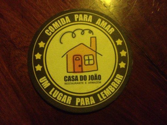 Casa do Joao: Fato!!!
