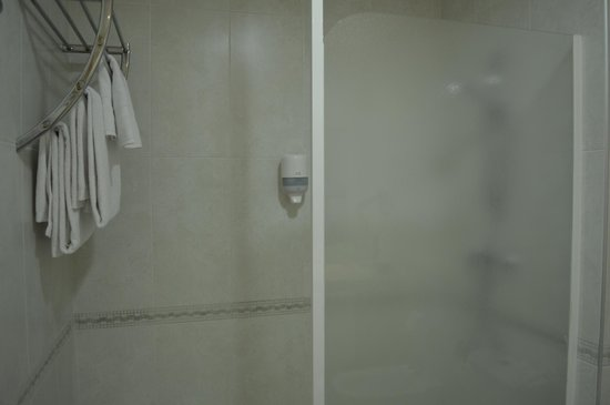 Hotel ATH Al-Medina Wellness: Placa ducha.