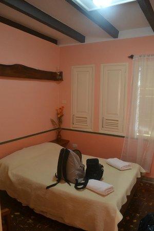 Apart Hostal Eva y Ernesto en Santa Clara: habitación doble con airconditioner
