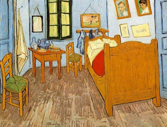 Van-Gogh-Museum: O Quarto