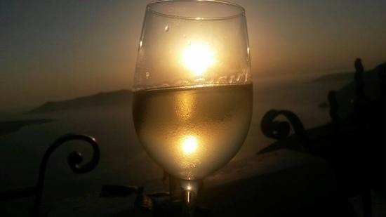 Archipelagos Restaurant: um brinde ao por do sol