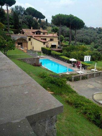 Aqua Mater Ristorante di Alta Cucina Italiana: la piscina