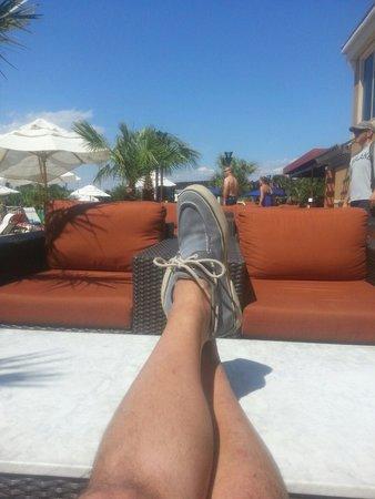 Portofino Island Resort: Living .....