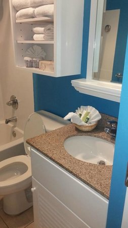 Islander Resort, a Guy Harvey Outpost: Bathroom