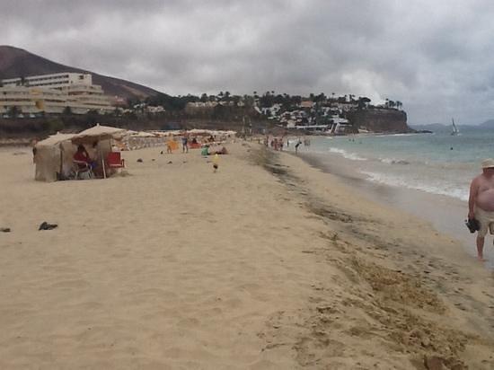 Iberostar Fuerteventura Palace : playa gaviotas