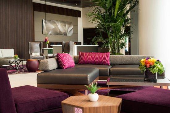 Residence Inn Los Angeles L.A. LIVE: Lobby