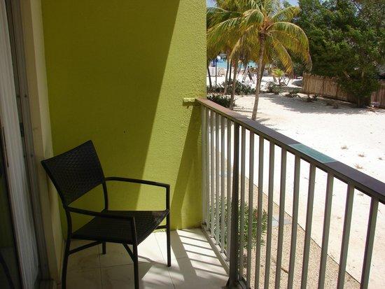 Holiday Inn Resort Aruba - Beach Resort & Casino: Varanda do quart