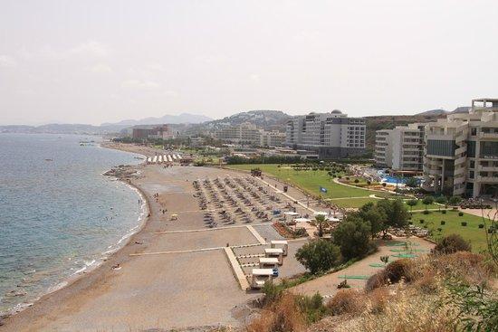 Rodos Palladium : Отельная линия
