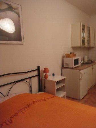Aparthotel City 5: スタジオーキッチン