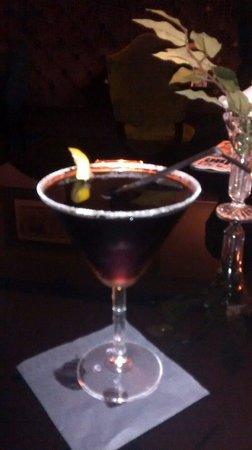 Berkley Hotel Ayr: Fabulous cocktails :)