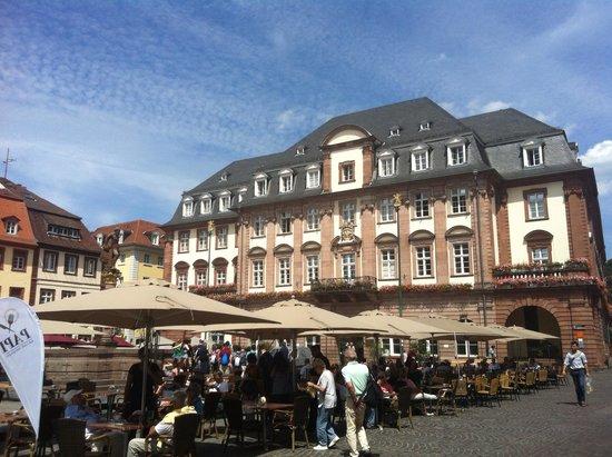 Altstadt (Old Town): Marktplatz