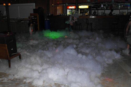 Melissa Garden Apart Otel: Foam PAAARRRTTTYYYYY