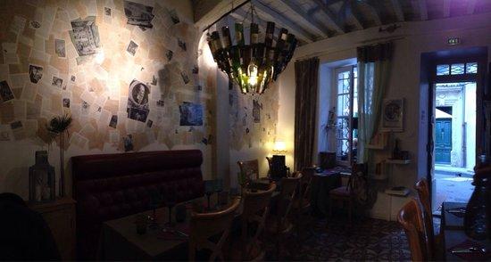 Cador : erdgeschoss restaurant