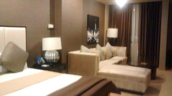 Plaza Hotel & Casino: Sofá